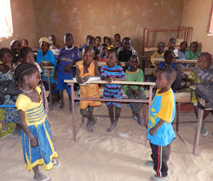 Students in a